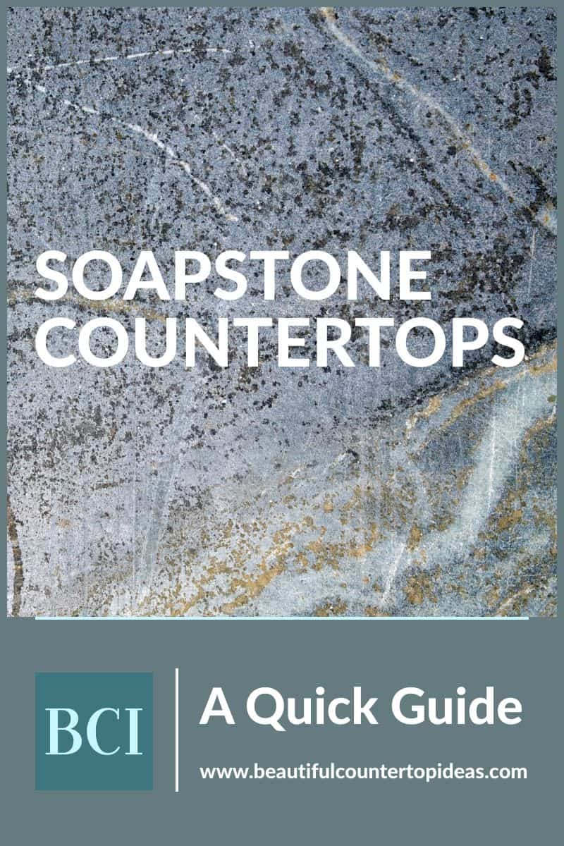 Soapstone countertops are a timeless choice for the kitchen and bath. Learn more about the gorgeous and durable material in this quick guide.