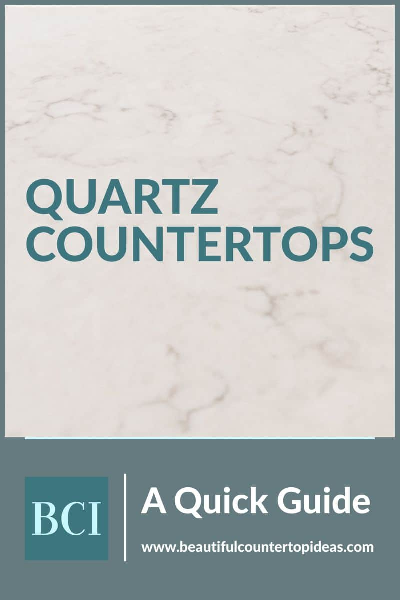 Quartz countertops are one of the most popular materials in kitchen and bath design. Learn more about them in this quick guide.